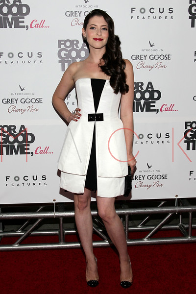 """NEW YORK, NY - AUGUST 21:  Actress Lauren Miller attends the """"For A Good Time, Call..."""" premiere at Regal Union Square on August 21, 2012 in New York City.  (Photo by Steve Mack/S.D. Mack Pictures)"""