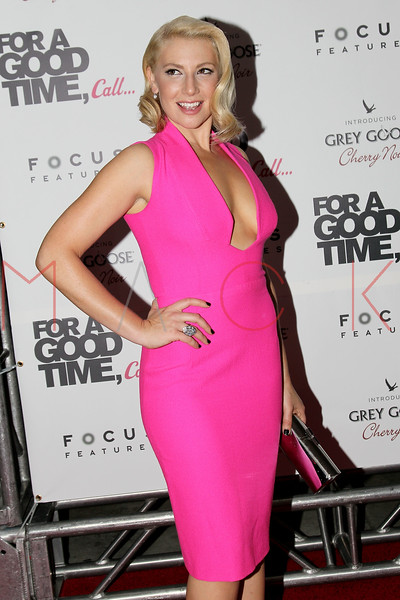 "NEW YORK, NY - AUGUST 21:  Actress Ari Graynor attends the ""For A Good Time, Call..."" premiere at Regal Union Square on August 21, 2012 in New York City.  (Photo by Steve Mack/S.D. Mack Pictures)"