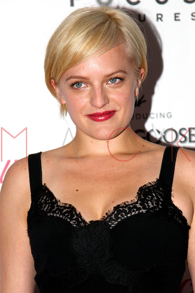 """NEW YORK, NY - AUGUST 21:  Actress Elisabeth Moss attends the """"For A Good Time, Call..."""" premiere at Regal Union Square on August 21, 2012 in New York City.  (Photo by Steve Mack/S.D. Mack Pictures)"""