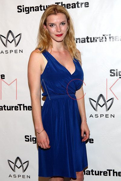 """NEW YORK, NY - AUGUST 27:  Betty Gilpin attends the """"Heartless"""" opening night party at Signature Theatre Company's Pershing Square Signature Center on August 27, 2012 in New York City.  (Photo by Steve Mack/S.D. Mack Pictures)"""