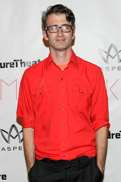 "NEW YORK, NY - AUGUST 27:  Daniel Aukin attends the ""Heartless"" opening night party at Signature Theatre Company's Pershing Square Signature Center on August 27, 2012 in New York City.  (Photo by Steve Mack/S.D. Mack Pictures)"
