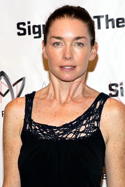"""NEW YORK, NY - AUGUST 27:  Julianne Nicholson attends the """"Heartless"""" opening night party at Signature Theatre Company's Pershing Square Signature Center on August 27, 2012 in New York City.  (Photo by Steve Mack/S.D. Mack Pictures)"""