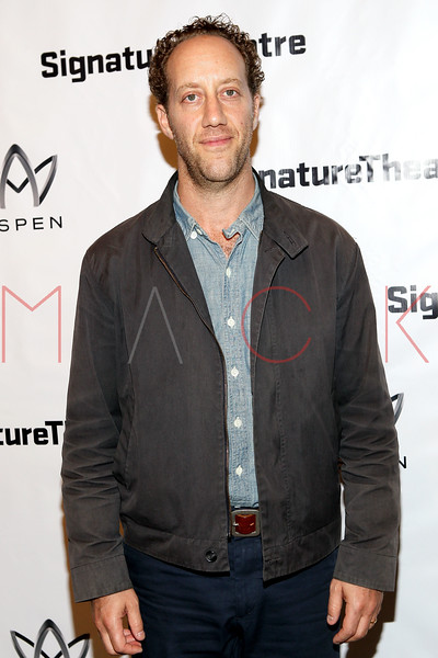 "NEW YORK, NY - AUGUST 27:  Joey Slotnick attends the ""Heartless"" opening night party at Signature Theatre Company's Pershing Square Signature Center on August 27, 2012 in New York City.  (Photo by Steve Mack/S.D. Mack Pictures)"
