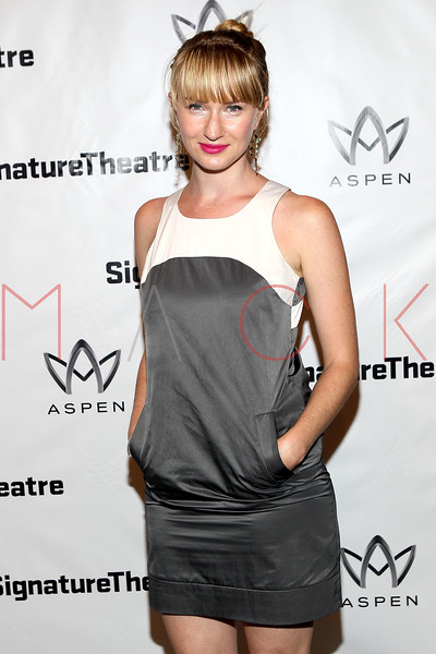 "NEW YORK, NY - AUGUST 27:  Halley Peiffer attends the ""Heartless"" opening night party at Signature Theatre Company's Pershing Square Signature Center on August 27, 2012 in New York City.  (Photo by Steve Mack/S.D. Mack Pictures)"