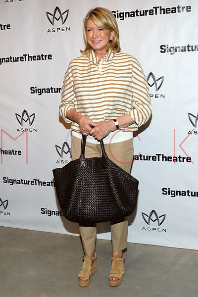 "NEW YORK, NY - AUGUST 27:  Martha Stewart attends the ""Heartless"" opening night party at Signature Theatre Company's Pershing Square Signature Center on August 27, 2012 in New York City.  (Photo by Steve Mack/S.D. Mack Pictures)"