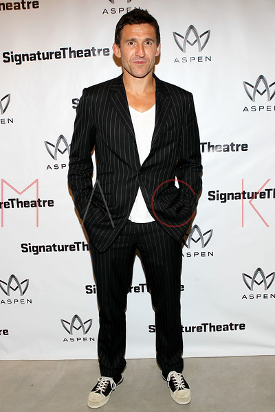 "NEW YORK, NY - AUGUST 27:  Jonathan Cake attends the ""Heartless"" opening night party at Signature Theatre Company's Pershing Square Signature Center on August 27, 2012 in New York City.  (Photo by Steve Mack/S.D. Mack Pictures)"