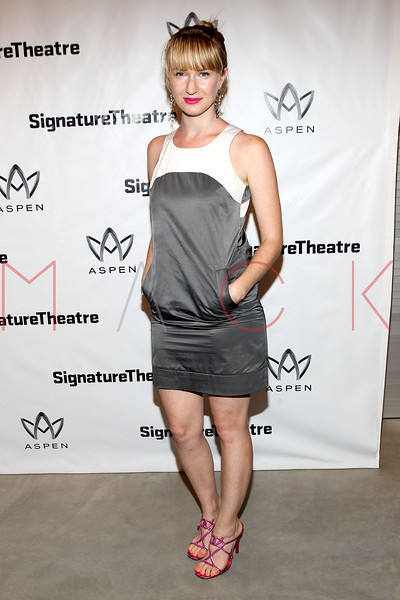 """NEW YORK, NY - AUGUST 27:  Halley Peiffer attends the """"Heartless"""" opening night party at Signature Theatre Company's Pershing Square Signature Center on August 27, 2012 in New York City.  (Photo by Steve Mack/S.D. Mack Pictures)"""