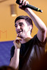 NEW YORK, NY - AUGUST 22:  Singer Tom Parker performs during JetBlue's Live From T5 Concert Series at John F. Kennedy International Airport on August 22, 2012 in the Queens borough of New York City.  (Photo by Steve Mack/S.D. Mack Pictures)