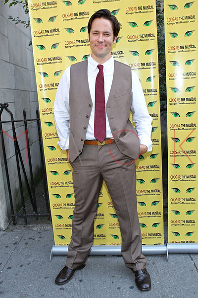 """NEW YORK, NY - AUGUST 26:  Danny Bernardy attends the after party for the opening night of """"Cougar the Musical"""" at P.D. O'Hurley's on August 26, 2012 in New York City.  (Photo by Steve Mack/S.D. Mack Pictures)"""