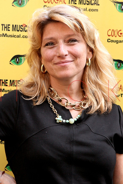"NEW YORK, NY - AUGUST 26:  Liz Larson attends the after party for the opening night of ""Cougar the Musical"" at P.D. O'Hurley's on August 26, 2012 in New York City.  (Photo by Steve Mack/S.D. Mack Pictures)"