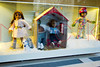 NEW YORK, NY - DECEMBER 13:  American Girl Place Holiday Windows on December 13, 2012 in New York City.  (Photo by Steve Mack/S.D. Mack Pictures)