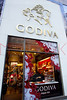 NEW YORK, NY - DECEMBER 13:  Godiva Holiday Windows on December 13, 2012 in New York City.  (Photo by Steve Mack/S.D. Mack Pictures)