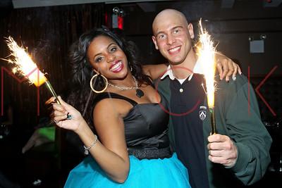 NEW YORK, NY - DECEMBER 01:  Kelly Linton Birthday Bash at Empire Hotel Rooftop on December 1, 2012 in New York City.