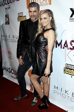 New York, NY - December 07:  The Birthday Gala for Mike Ruiz, New York, USA.