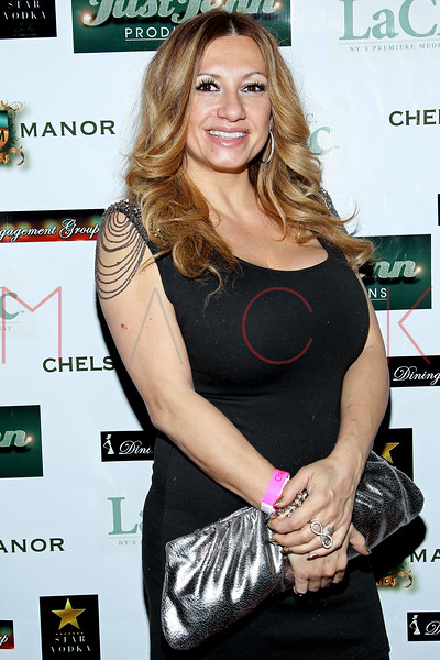 NEW YORK, NY - DECEMBER 14:  Love Majewski attends the Operation Mob Wives Saving Lives Hurricane Sandy Benefit at Chelsea Manor on December 14, 2012 in New York City.  (Photo by Steve Mack/S.D. Mack Pictures)