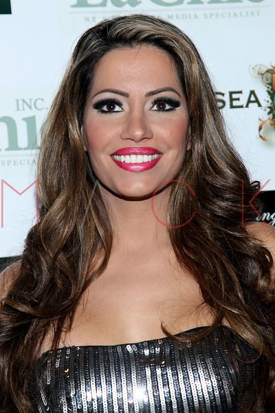 NEW YORK, NY - DECEMBER 14:  Elizabeth Vashisht attends the Operation Mob Wives Saving Lives Hurricane Sandy Benefit at Chelsea Manor on December 14, 2012 in New York City.  (Photo by Steve Mack/S.D. Mack Pictures)