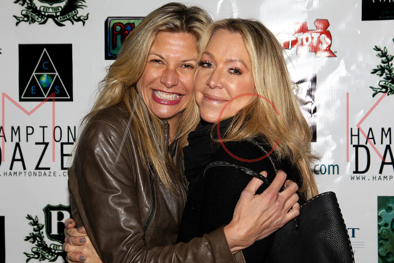 NEW YORK, NY - DECEMBER 15:  Regina Cuciniello and Anna Rothschild attend Hurricane Sandy Toys For Tots Benefit hosted by Boss Models And Barbie Blank on December 15, 2012 in New York, United States.  (Photo by Steve Mack/S.D. Mack Pictures)