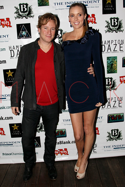 NEW YORK, NY - DECEMBER 15:  Rob Schaffer aka Prince Charming and Dana Jones attend Hurricane Sandy Toys For Tots Benefit hosted by Boss Models And Barbie Blank on December 15, 2012 in New York, United States.  (Photo by Steve Mack/S.D. Mack Pictures)