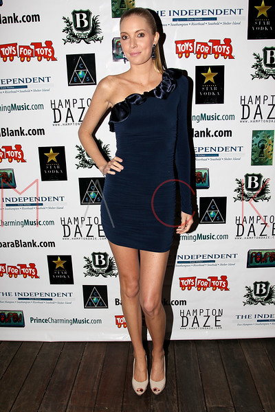 NEW YORK, NY - DECEMBER 15:  Dana Jones attends Hurricane Sandy Toys For Tots Benefit hosted by Boss Models And Barbie Blank on December 15, 2012 in New York, United States.  (Photo by Steve Mack/S.D. Mack Pictures)