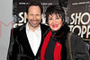 """NEW YORK, NY - DECEMBER 16:  Barry Avrich and Chita Rivera attend the """"Show Stopper"""" premiere at the DGA Theater on December 16, 2012 in New York City.  (Photo by Steve Mack/S.D. Mack Pictures)"""