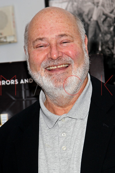 """NEW YORK, NY - DECEMBER 16:  Rob Reiner attends the """"Show Stopper"""" premiere at the DGA Theater on December 16, 2012 in New York City.  (Photo by Steve Mack/S.D. Mack Pictures)"""