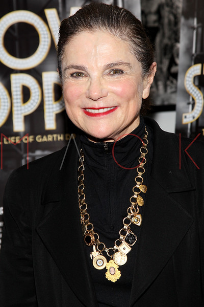 "NEW YORK, NY - DECEMBER 16:  Tovah Feldshuh attends the ""Show Stopper"" premiere at the DGA Theater on December 16, 2012 in New York City.  (Photo by Steve Mack/S.D. Mack Pictures)"