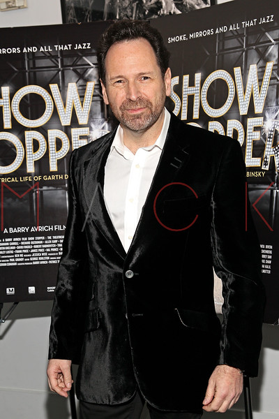 "NEW YORK, NY - DECEMBER 16:  Barry Avrich attends the ""Show Stopper"" premiere at the DGA Theater on December 16, 2012 in New York City.  (Photo by Steve Mack/S.D. Mack Pictures)"