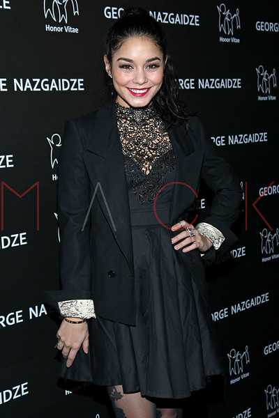NEW YORK, NY - DECEMBER 17:  Vanessa Hudgens attends Charity Meets Fashion 2012 at Affirmation Arts on December 17, 2012 in New York City.  (Photo by Steve Mack/S.D. Mack Pictures)