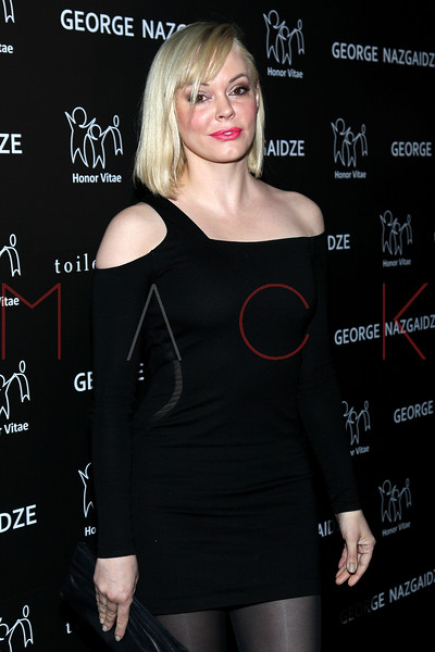 NEW YORK, NY - DECEMBER 17:  Rose McGowan attends Charity Meets Fashion 2012 at Affirmation Arts on December 17, 2012 in New York City.  (Photo by Steve Mack/S.D. Mack Pictures)