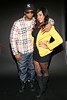 NEW YORK, NY - DECEMBER 20:  Recording artist Papoose and TV personality Kelly Linton attend the Papoose press day at John Ricard Studio on December 20, 2012 in New York City.  (Photo by Steve Mack/S.D. Mack Pictures)