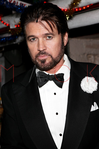 "NEW YORK, NY - DECEMBER 20:  Billy Ray Cyrus attends ""Chicago"" Broadway Musical Record Breaking Performance Celebration at Ambassador Theatre on December 20, 2012 in New York City.  (Photo by Steve Mack/S.D. Mack Pictures)"