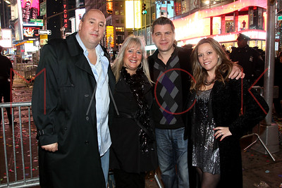 New Years Eve 2012 in Times Square