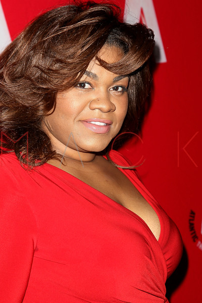 """NEW YORK, NY - DECEMBER 12:  Actress Da'Vine Joy Randolph attends """"What Rhymes With American"""" Opening Night After Party at Moran's Restaurant on December 12, 2012 in New York City.  (Photo by Steve Mack/S.D. Mack Pictures)"""