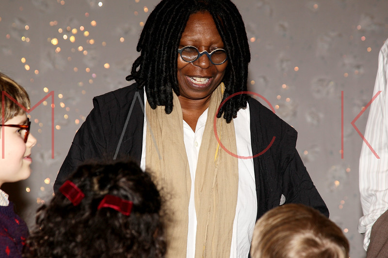 "NEW YORK, NY - DECEMBER 04:  Whoopi Goldberg Attends ""A Christmas Story, The Musical"" on December 4, 2012 in New York City.  (Photo by Steve Mack/S.D. Mack Pictures)"