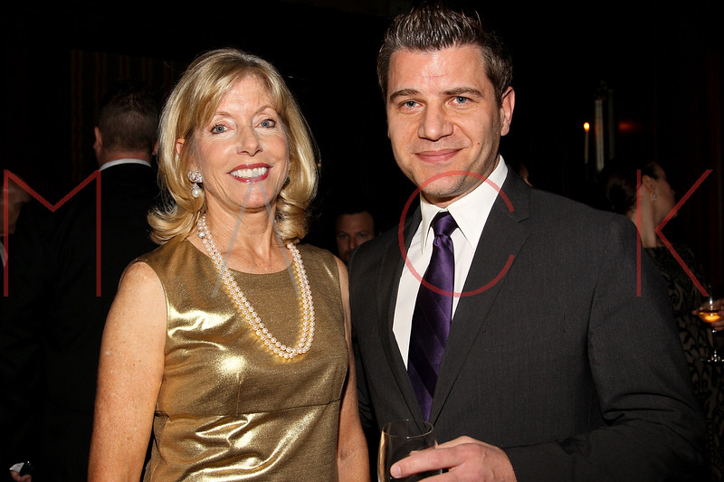 NEW YORK, NY - FEBRUARY 27:  Liz Peek and Tom Murro attend the 2012 New Yorker for New York gala at Gotham Hall on February 27, 2012 in New York City.  (Photo by Steve Mack/S.D. Mack Pictures)