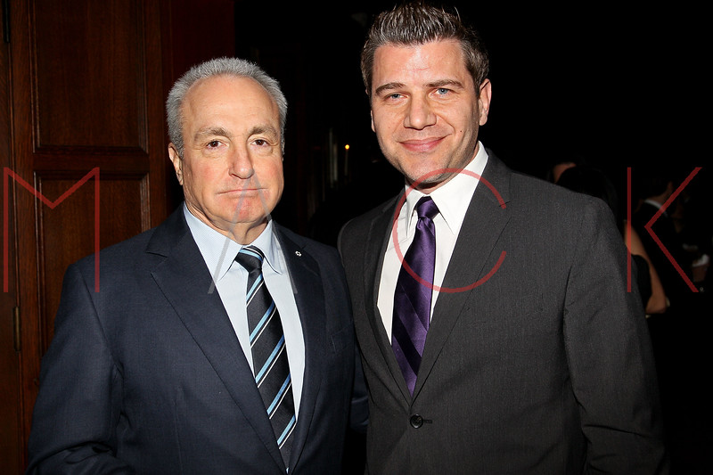 NEW YORK, NY - FEBRUARY 27:  Producer Lorne Michaels and Tom Murro attend the 2012 New Yorker for New York gala at Gotham Hall on February 27, 2012 in New York City.  (Photo by Steve Mack/S.D. Mack Pictures)