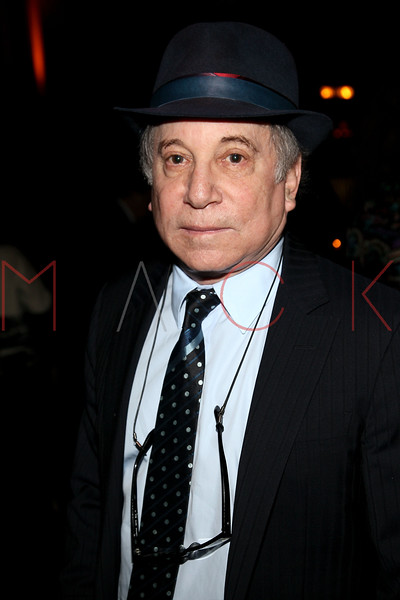 NEW YORK, NY - FEBRUARY 27:  Paul Simon attends the 2012 New Yorker for New York gala at Gotham Hall on February 27, 2012 in New York City.  (Photo by Steve Mack/S.D. Mack Pictures)