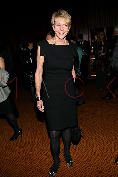 NEW YORK, NY - FEBRUARY 27:  Cathie Black attends the 2012 New Yorker for New York gala at Gotham Hall on February 27, 2012 in New York City.  (Photo by Steve Mack/S.D. Mack Pictures)