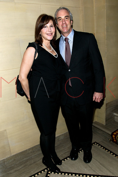NEW YORK, NY - FEBRUARY 27:  Wendy and Jeffrey Barker attend the 2012 New Yorker for New York gala at Gotham Hall on February 27, 2012 in New York City.  (Photo by Steve Mack/S.D. Mack Pictures)