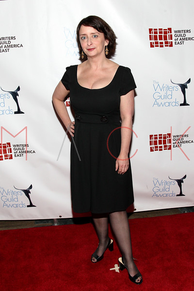 NEW YORK, NY - FEBRUARY 19:  Actress and award ceremony host Rachel Dratch attends the 2012 Writers Guild East Coast Awards at B.B. King Blues Club & Grill on February 19, 2012 in New York City.  (Photo by Steve Mack/S.D. Mack Pictures)
