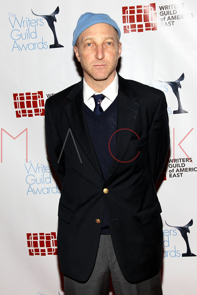 NEW YORK, NY - FEBRUARY 19:  Writer Jonathan Ames attends the 2012 Writers Guild East Coast Awards at B.B. King Blues Club & Grill on February 19, 2012 in New York City.  (Photo by Steve Mack/S.D. Mack Pictures)