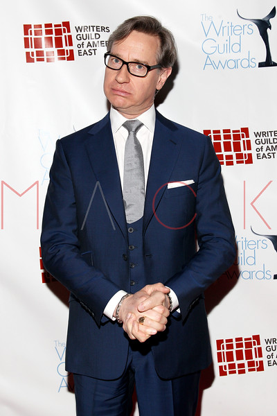 NEW YORK, NY - FEBRUARY 19:  Actor Paul Feig attends the 2012 Writers Guild East Coast Awards at B.B. King Blues Club & Grill on February 19, 2012 in New York City.  (Photo by Steve Mack/S.D. Mack Pictures)