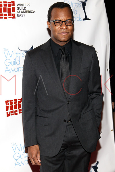 NEW YORK, NY - FEBRUARY 19:  Writer Geoffrey Fletcher attends the 2012 Writers Guild East Coast Awards at B.B. King Blues Club & Grill on February 19, 2012 in New York City.  (Photo by Steve Mack/S.D. Mack Pictures)