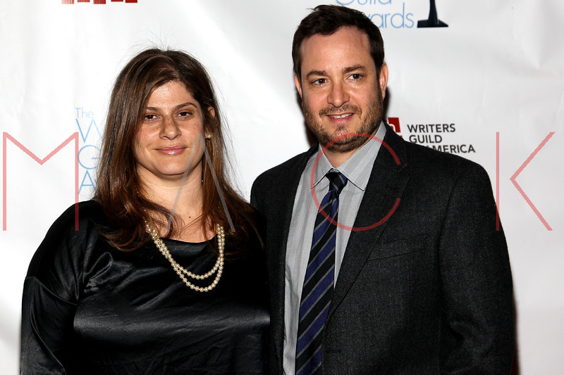NEW YORK, NY - FEBRUARY 19:  Writers Shari Springer Berman and Robert Pulcini attend the 2012 Writers Guild East Coast Awards at B.B. King Blues Club & Grill on February 19, 2012 in New York City.  (Photo by Steve Mack/S.D. Mack Pictures)