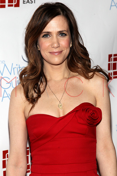 NEW YORK, NY - FEBRUARY 19:  Actress and writer Kristen Wiig attends the 2012 Writers Guild East Coast Awards at B.B. King Blues Club & Grill on February 19, 2012 in New York City.  (Photo by Steve Mack/S.D. Mack Pictures)