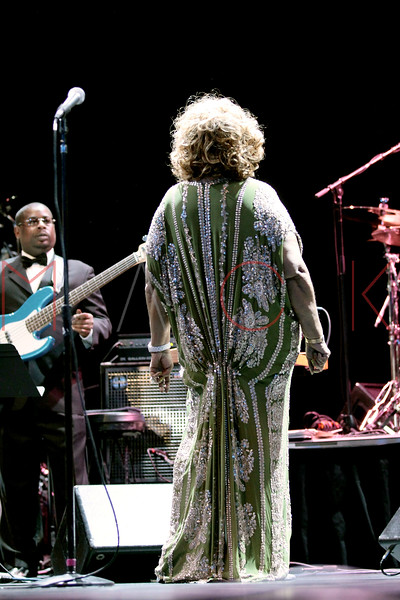 Aretha Franklin Concert, New York, USA