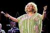 Aretha Franklin Concert, New York, USA