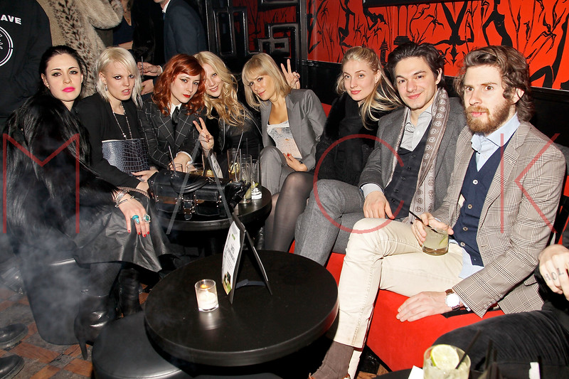 Imitation Introducing Imitation + Doyle Mueser Fall/Winter 2012 After Party, New York, USA