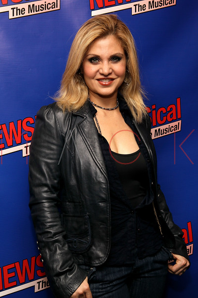 """NEW YORK, NY - FEBRUARY 01:  Orfeh attends the opening night of """"NEWSical the Musical: End of the World Edition"""" at the  The Kirk Theater at Theatre Row on February 1, 2012 in New York City.  (Photo by Steve Mack/S.D. Mack Pictures)"""