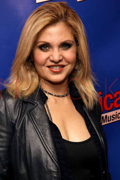 "NEW YORK, NY - FEBRUARY 01:  Orfeh attends the opening night of ""NEWSical the Musical: End of the World Edition"" at the  The Kirk Theater at Theatre Row on February 1, 2012 in New York City.  (Photo by Steve Mack/S.D. Mack Pictures)"